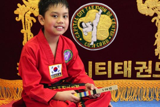 Jr. Black Belt Testing - 1st Poom